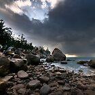 Stormy Magnetic Dawn by Robert Mullner