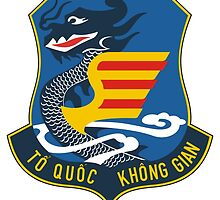 Emblem of South Vietnam Air Force  by abbeyz71