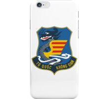 Emblem of South Vietnam Air Force  iPhone Case/Skin
