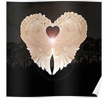 Sacred Angel Poster