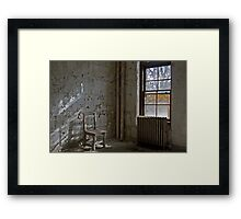 Foliage & Forgotten Memories Framed Print