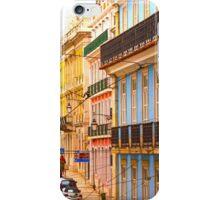 Rua Vitor Cordon. perto da ESBAL (escola superior de Belas Artes) iPhone Case/Skin