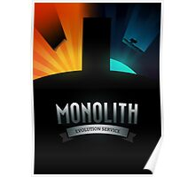 The Monolith Poster