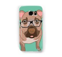 Smart dog Samsung Galaxy Case/Skin