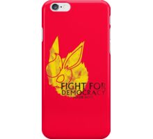 House Dome: Fight for Democracy iPhone Case/Skin