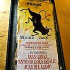 Toros Sevilla  by David Roberts