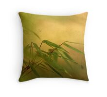 Zen Magic Throw Pillow