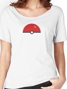 Pokeball! Women's Relaxed Fit T-Shirt