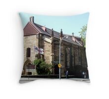 The Garrison Church, Sydney Australia Throw Pillow