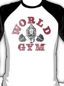 World Gym T-Shirt