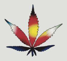 Colorado Marijuana Leaf by tychilcote