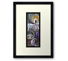 """""""From Another"""" by Ryan Riggs Framed Print"""