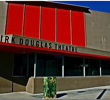 Kirk Douglas Theater by Chet  King