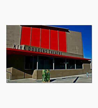 Kirk Douglas Theater Photographic Print