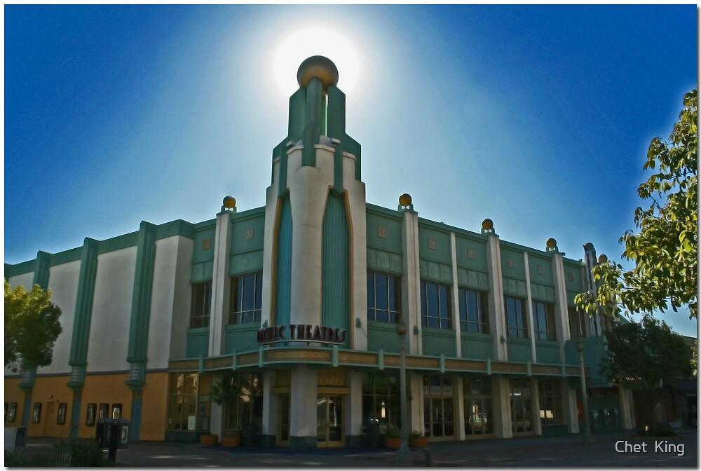 Art Deco by Chet  King