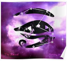 ES Birthsigns: The Ritual Poster