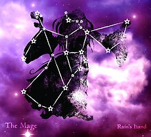 ES Birthsigns: The Mage by smilobar