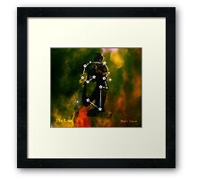 ES Birthsigns: The Lover Framed Print