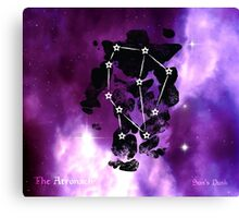 ES Birthsigns: The Atronach Canvas Print