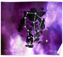 ES Birthsigns: The Atronach Poster