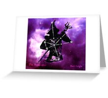 ES Birthsigns: The Apprentice Greeting Card