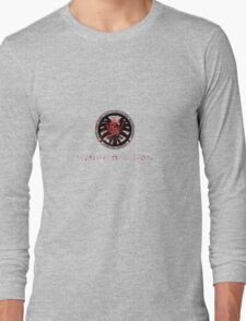 Agents of S.H.I.E.L.D. Hydra Division Long Sleeve T-Shirt