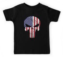 American Punisher Kids Tee