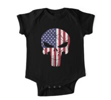 American Punisher One Piece - Short Sleeve