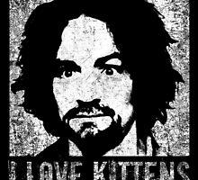 I Love Kittens by Tim Van Horn