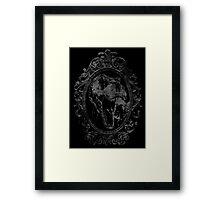 Trex Frame Framed Print