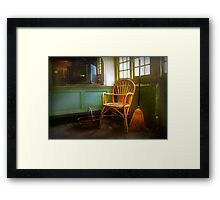 Gladesville Hospital Cameo No 1 Framed Print
