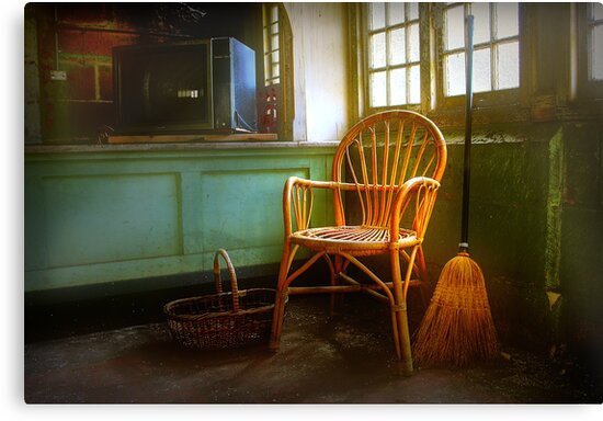 Gladesville Hospital Cameo No 1 by Rosalie Dale
