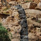 Dolerite dyke by GeoGecko