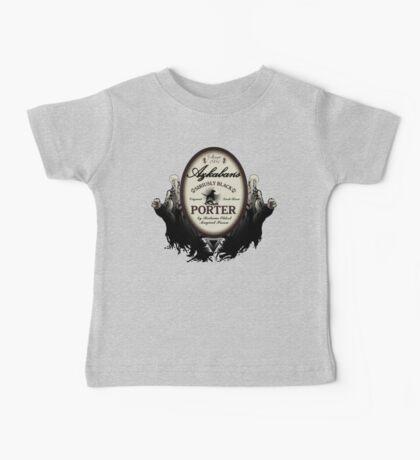 Azkaban's Siriusly Black Porter Baby Tee