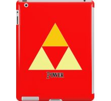 Triforce of Power iPad Case/Skin