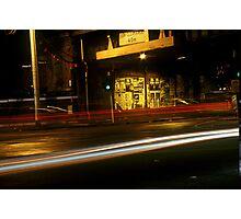 Melbourne Bridge Photographic Print