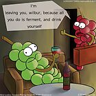 Grape Divorces  by Rick  London