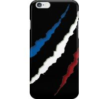 French Flag Power iPhone Case/Skin