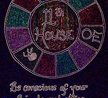Earthly Cycles - 11th House by tkrosevear