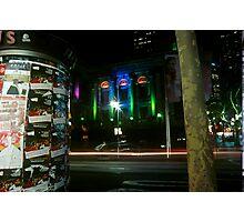 Mixture in City Photographic Print