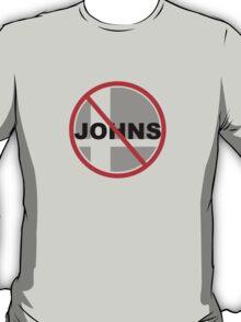 Smash Bros - No Johns T-Shirt