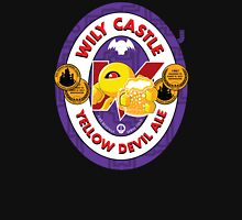 Wily Castle Yellow Devil Ale Unisex T-Shirt