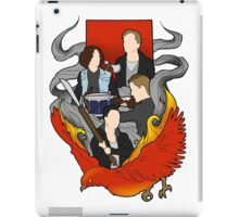 The Young Blood Chronicles iPad Case/Skin