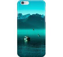 Swiss Lakes iPhone Case/Skin