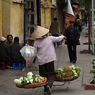 vegetables over the shoulder : 535 views by stickelsimages