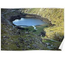 Gap of Dunloe lake Poster