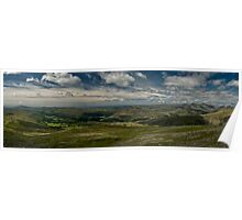 Dow Crag View Poster