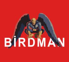 BIRDMAN (or The Unexpected Virtue of Ignorance) Kids Clothes