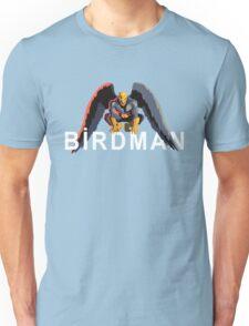 BIRDMAN (or The Unexpected Virtue of Ignorance) Unisex T-Shirt