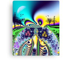 Summer fantasy Canvas Print